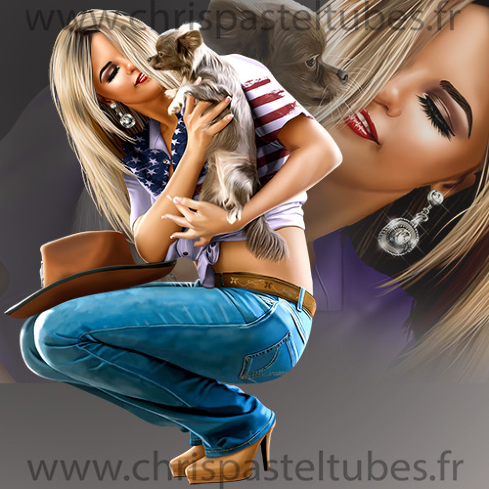 Cowgirl 4