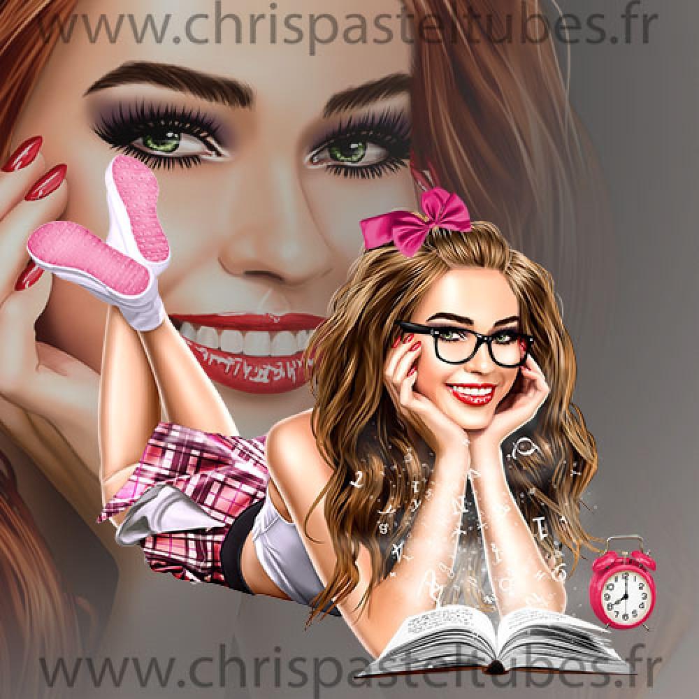 School girl 3