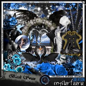 White/Black Swan